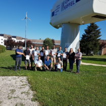 Training center Dijon graduates service technician course