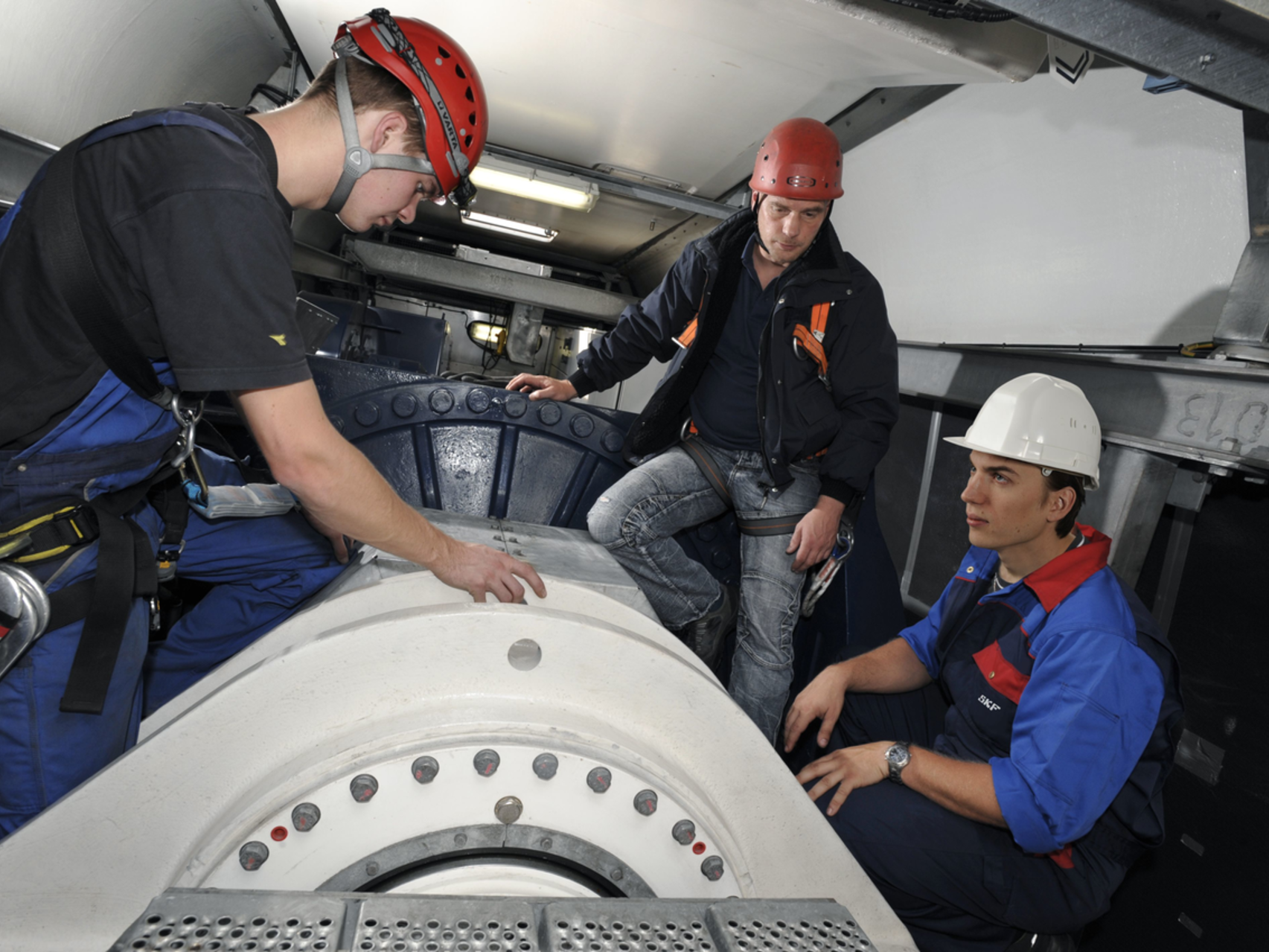 skf wind turbine maintenance